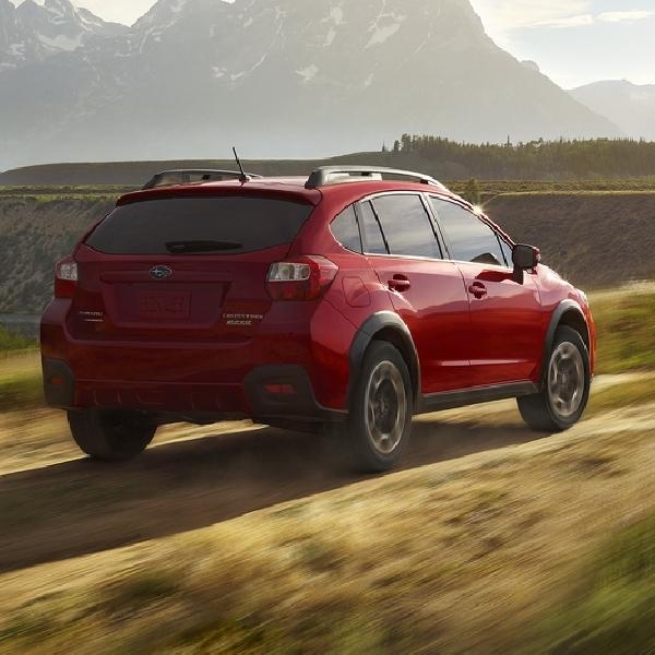 Subaru Crosstrek Spesial Edition Hanya Tersedia 1.500 Unit