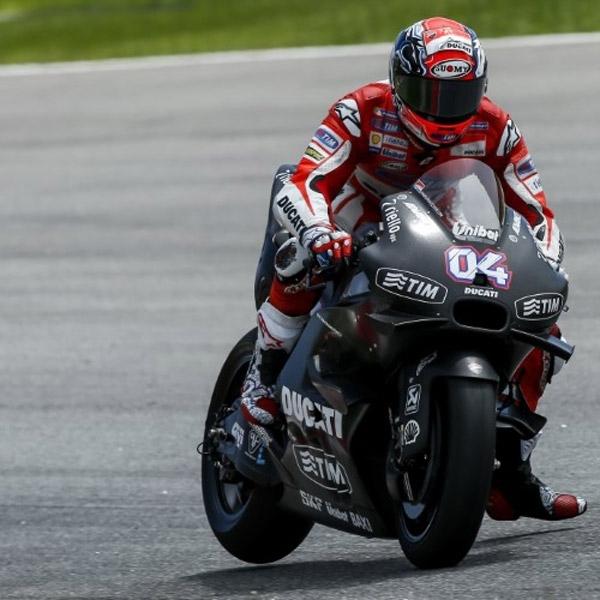 MotoGP: Suter Buatkan Sasis Untuk Ducati?