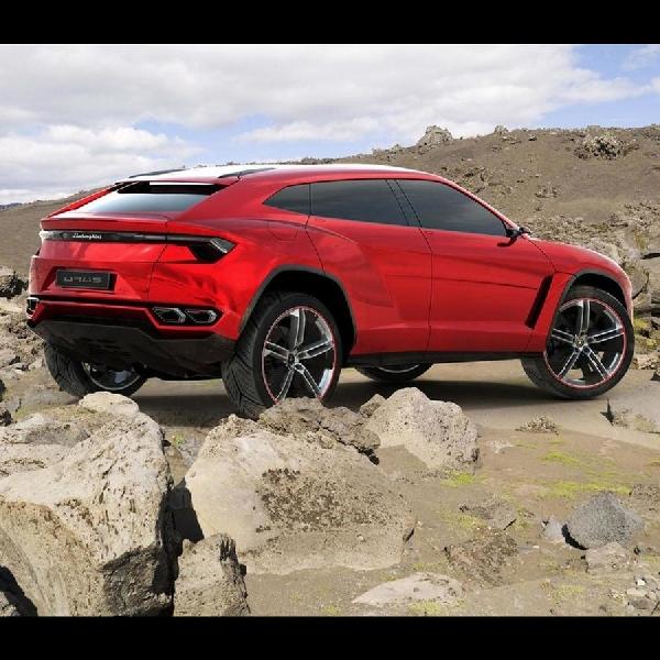 SUV Lamborghini Mulai dirakit April 2017