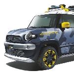 Tokyo Auto Salon 2018: Suzuki akan Tampilkan 3 Mobil Modifikasi Bergaya Adventure