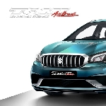 Dua Konsep Modifikasi Virtual New Suzuki SX4-Cross