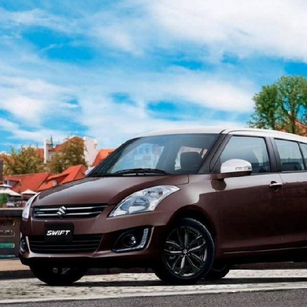 Suzuki Luncurkan Edisi Khusus Bicolor
