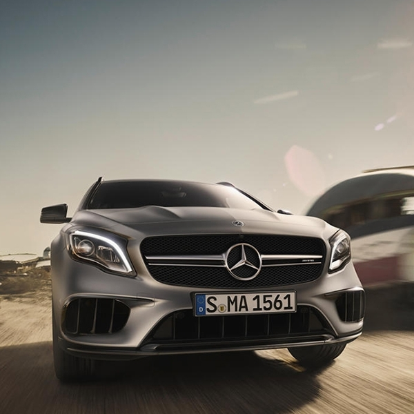 Keunggulan Mercedes-AMG GLA 45 4MATIC