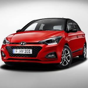 Wajah Baru Hyundai i20 Siap Pikat Konsumen Muda