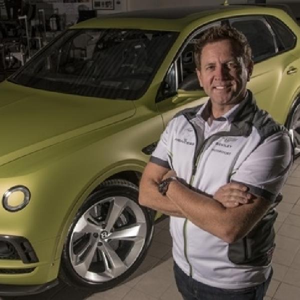 Millen Kemudikan Bentley Bentayga 600-hp untuk Pecahkan Rekor di Pikes Peak