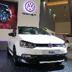 Tampang Sangar Volkswagen Polo VRS di IIMS 2018
