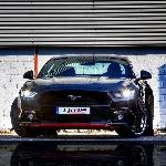 Modifikasi Ford Mustang: Tampilan Macho, Mesin Lebih Buas