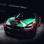 Modifikasi BMW i8: Terinpirasi dari Film Suicede Squad