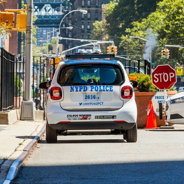 Smart ForCops, Mobil Patrol NYPD