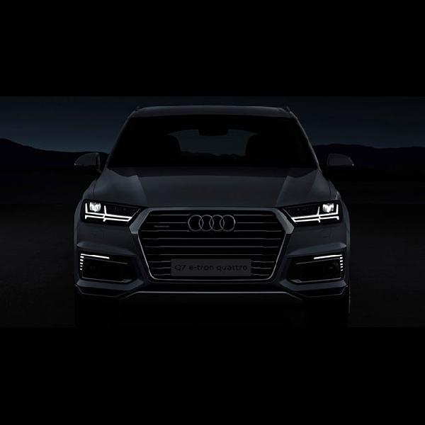 Audi Recall 80.000 Unit karena Masalah Lampu