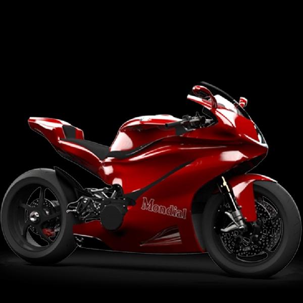 Superbike MondialMoto Bangkitkan Kembali Mesin V 5 Silinder yang Ikonik