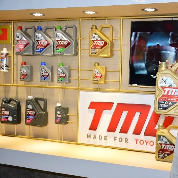 Toyota Racik Oli Diesel Berkualitas Tinggi