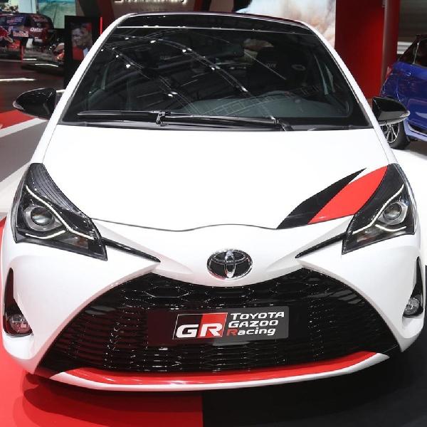 Toyota GRMN Hanya Diproduksi 400 Unit