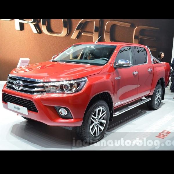 Resmi Meluncur di Prancis, Toyota Hilux Tawarkan 9 Varian