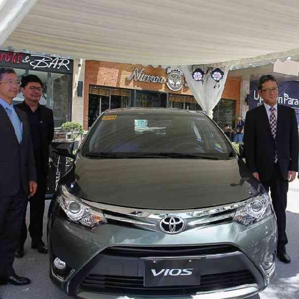 Toyota Vios dan Yaris 2016 Usung Mesin Baru