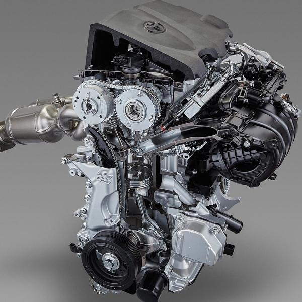 Transmisi dan Mesin Terbaru Toyota Diklaim dapat Meningkat 10 Persen Lebih Irit