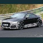 Audi TT RS Akan Alami Peremajaan