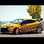 WRC: Sainz akan Pacu Kecepatan Mobil Renault Megane R.S