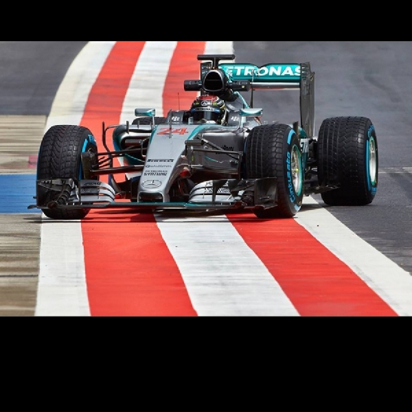 Tim Mercedes Beri Sinyal Untuk Pascal Wehrlein