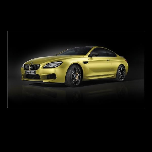Rayakan Ulang Tahun ke-100, BMW M6 Coupe Celebration Edition Hanya Diproduksi 13 Unit