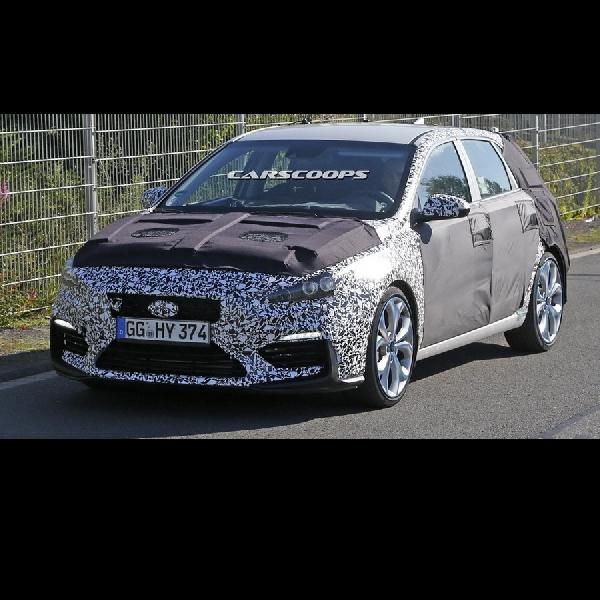 Hyundai Pertimbangkan i30N AWD