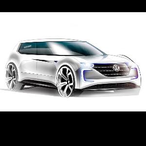 Oktober 2016, VW akan Perkenalkan Mobil Berkonsep Listrik Pertamanya