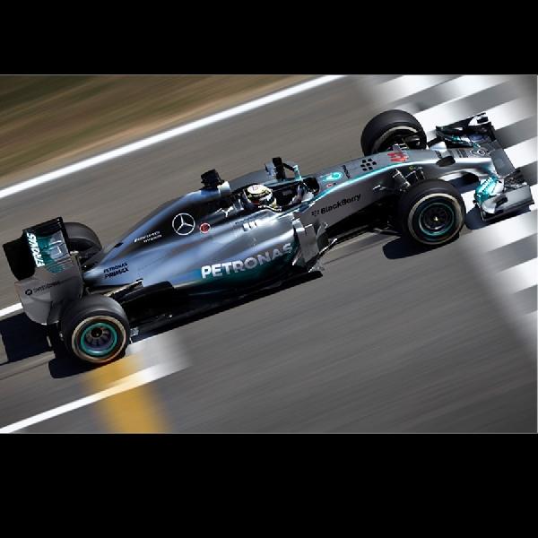F1: Mercedes Siap Balas Dendam di GP Monaco
