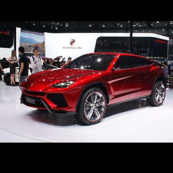 Lamborghini ingin pikat pembeli wanita dengan Urus SUV
