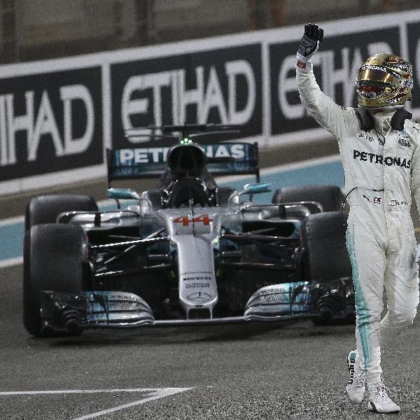 """Valtteri Bottas: """"GP Abu Dhabi Mencerminkan Keseluruhan Musim Saya"""""""