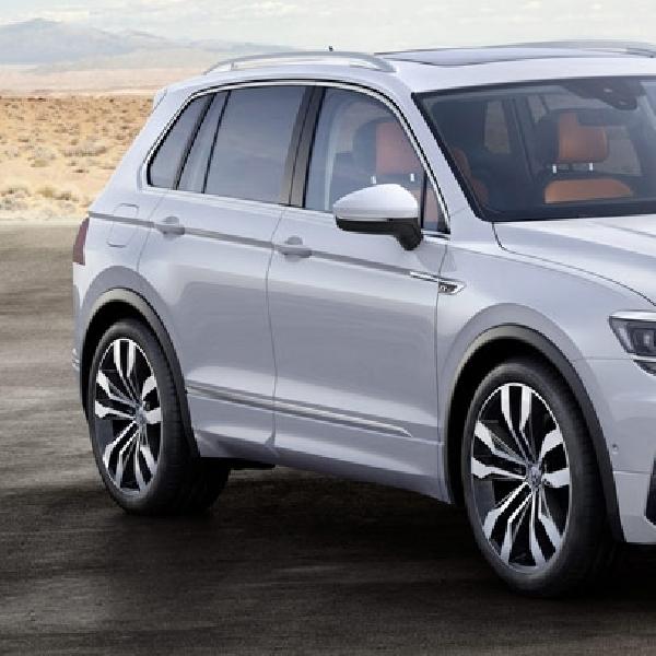 Volkswagen Berniat Bangun Kendaraan Tujuh Penumpang