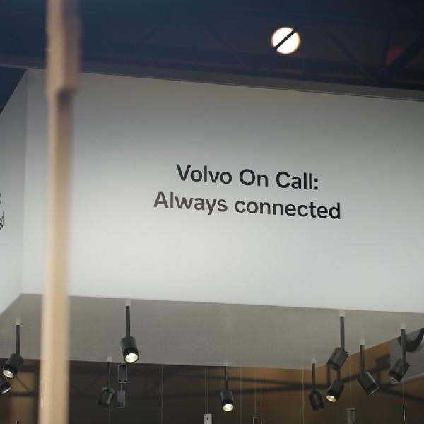 Volvo Kenalkan Visinya di LA Auto Show 2018