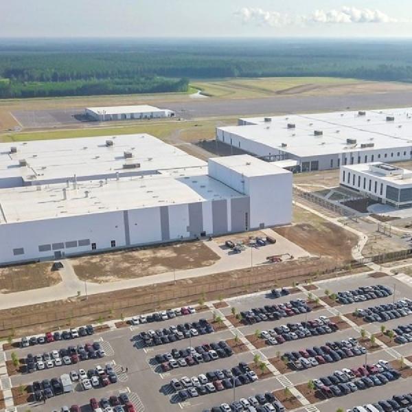 Volvo Punya Pabrik Baru di Carolina Selatan