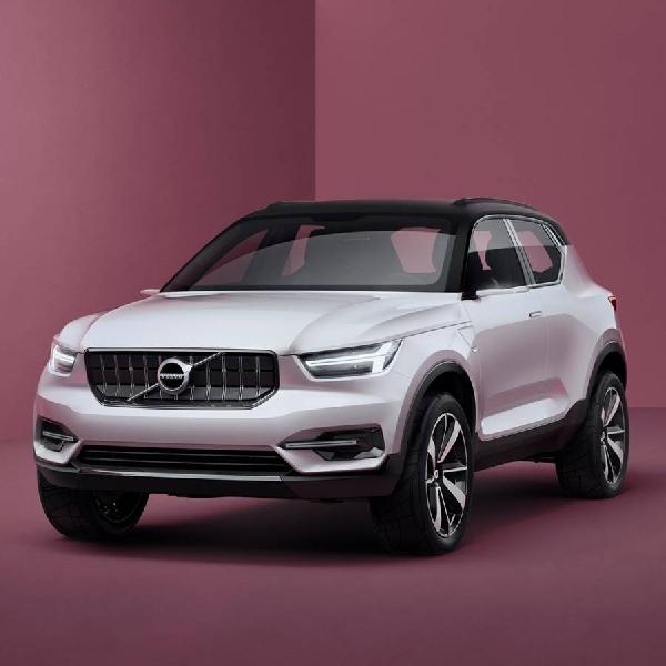 Konsumen Banyak Pilih Model Crossover, Volvo Siapkan XC40