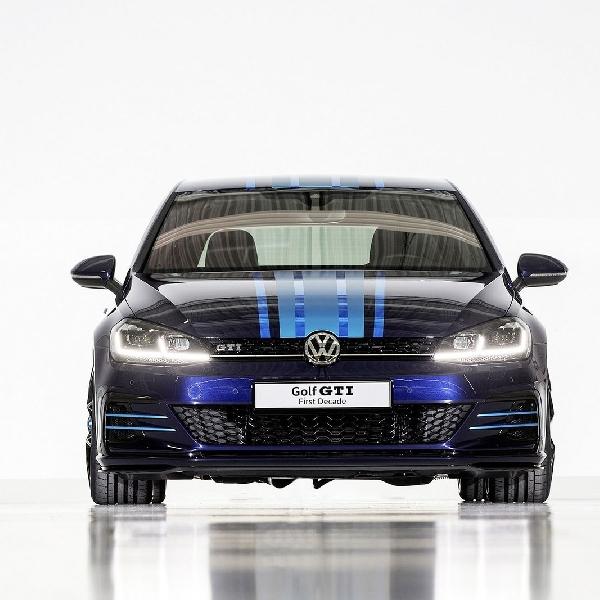 VW Golf GTI First Decade Concept – Hybrid Bertenaga 404 HP