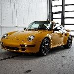Ini Dia Mobil Emas Klasik dari Porsche