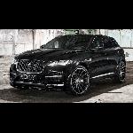 Modifikasi Jaguar F-Pace - Wajah Sederhana, Mesin Bertenaga
