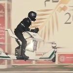 Kepolisian Dubai Siap Menggunakan Hoverbike
