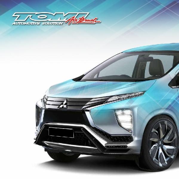 Dua Konsep Modifikasi Mitsubishi Xpander
