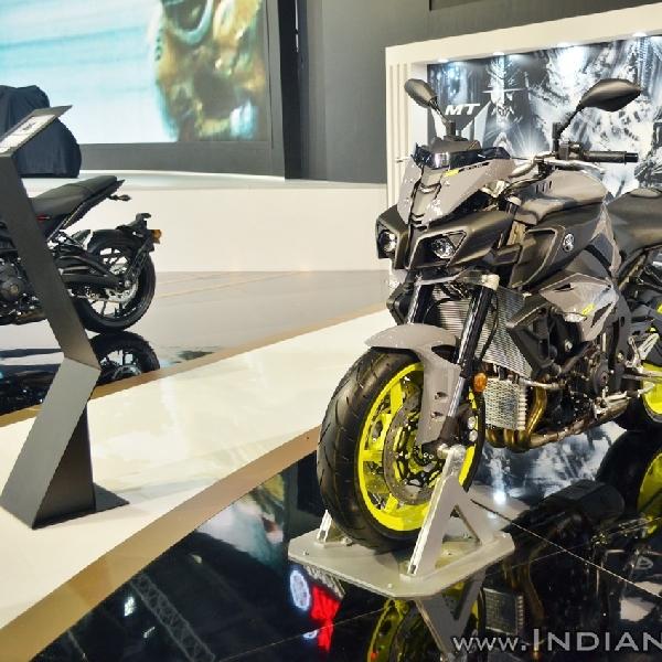 Yamaha MT-10 Hadir Lebih Segar