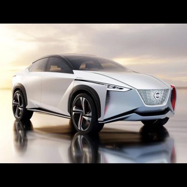 Nissan Hadirkan Mobil Konsep Crossover Bertenaga Listrik di Tokyo Motor Show