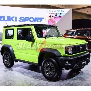 All-New Suzuki Jimny - Simply Adorable