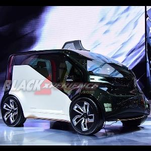 Honda NeuV Concept - Pintar Dari Lahir