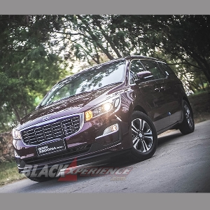 New KIA Grand Sedona Diesel - Great People Mover