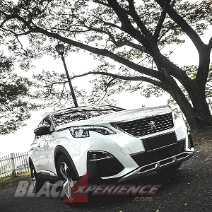 Peugeot 3008 GT Line - Enhanced Driving Machine