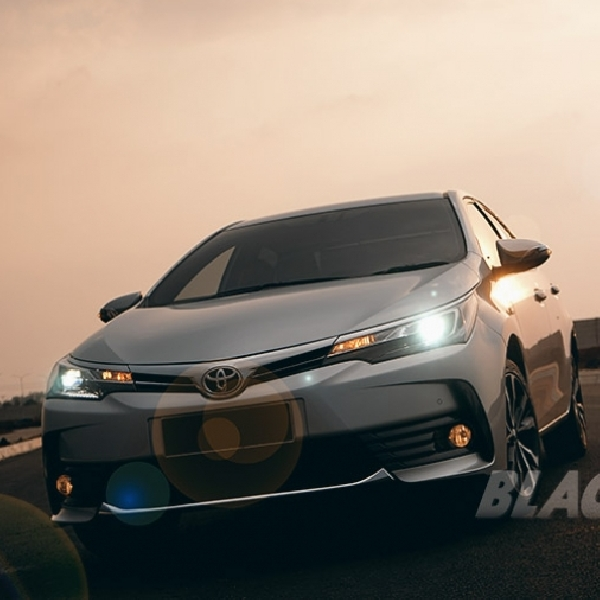 New Toyota Altis - The Better Gets Better