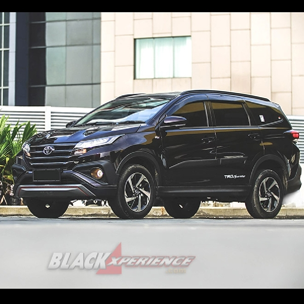 All New Toyota Rush TRD Sportivo - As Good As Ever