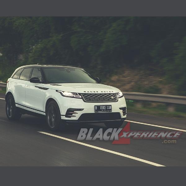 Range Rover Velar - Beautiful Off-Roader