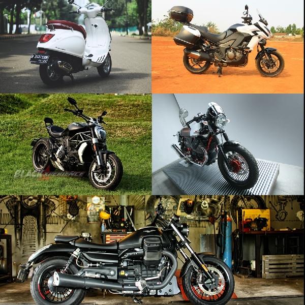 Lima Motor Terbaik 2016