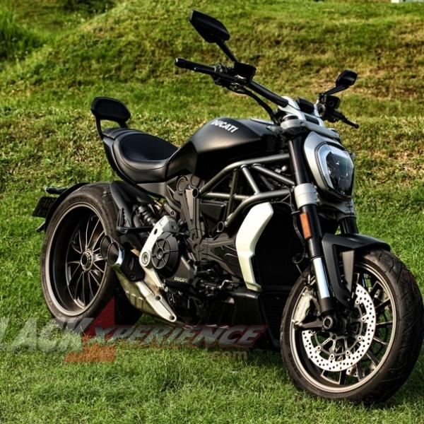 Test Ride: Ducati xDiavel, perpaduan Italia dan Amerika