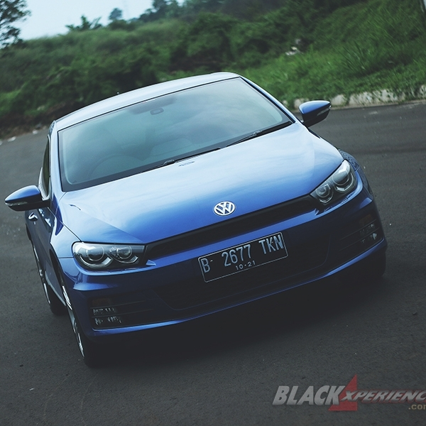 VW Scirocco 1.4 TSI - My Great Escape